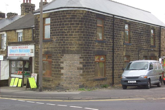 Front Exterior of Wortley Road, High Green, Sheffield S35