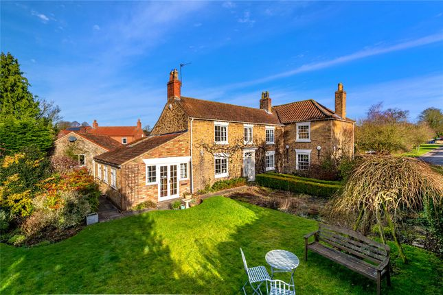 Thumbnail Detached house for sale in Sandy Lane, Tealby, Market Rasen, Lincolnshire