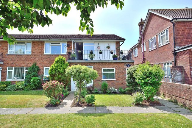Thumbnail Flat for sale in Dairy Farm Flats, Goring Street, Goring-By-Sea, Worthing