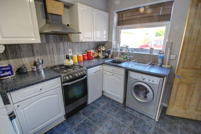 Kitchen of Boulton Close, Broughton Astley, Leicester LE9