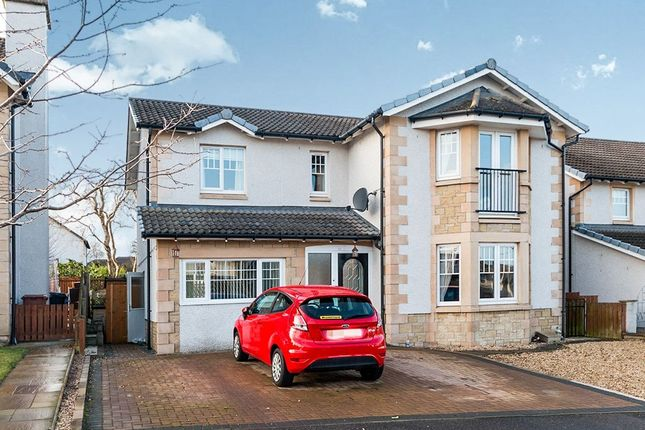 Thumbnail Detached house for sale in Covesea Rise, Elgin