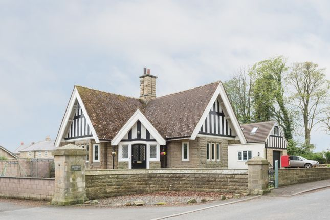 Thumbnail Detached bungalow for sale in Eastfield, Northumberland