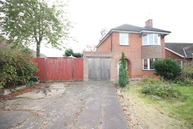 Thumbnail Detached house to rent in Himbleton Road, St Johns, Worcester