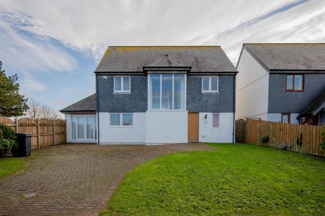 Thumbnail Detached house to rent in Grenville Road, Padstow