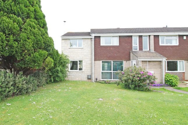 Thumbnail End terrace house for sale in Nailsea, North Somerset