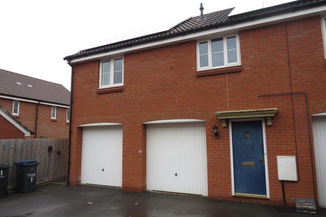 Thumbnail Flat to rent in Redwing Road, Melksham