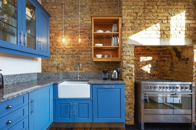 Thumbnail Flat for sale in Lowther Mansions, Church Road, London