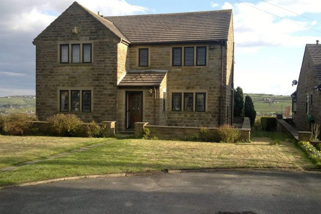 Thumbnail Detached house for sale in Hill Top Road, Thornton, Bradford