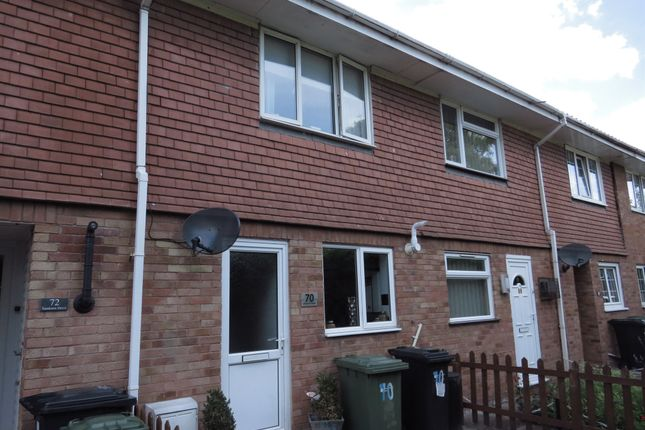 2 bed terraced house for sale in Sandown Drive, Hereford