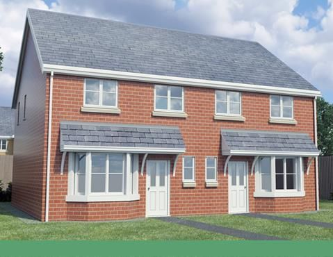 Thumbnail Semi-detached house for sale in Peacehaven, Tredegar
