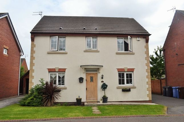 Thumbnail Detached house to rent in Bridle Way, Littledale, Kirkby