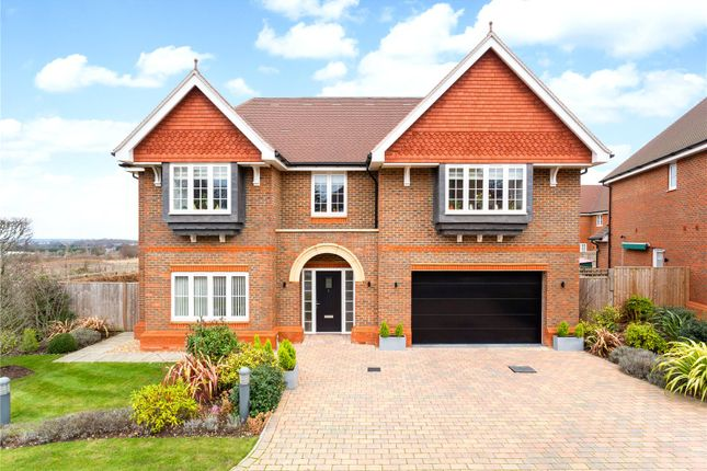 Thumbnail Detached house for sale in Priest Hill Close, Epsom, Surrey