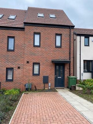3 bed property to rent in Rogers Avenue, Old St. Mellons, Cardiff CF3