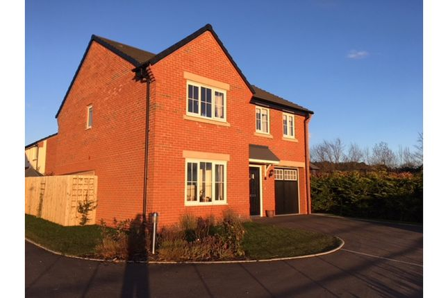 Thumbnail Detached house for sale in Brambling Close, Kelsall