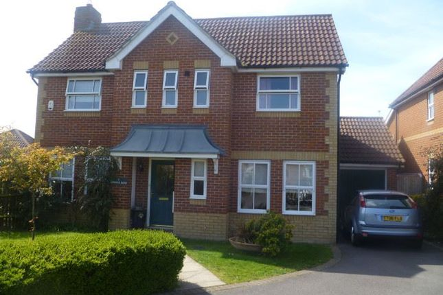 Thumbnail Detached house to rent in Dunnock Road, Kennington, Ashford