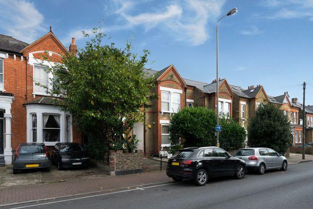 Front of Eardley Road, London SW16