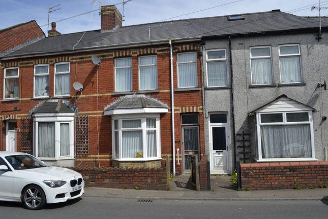 Thumbnail Terraced house for sale in Afon Terrace, Pontnewydd, Cwmbran