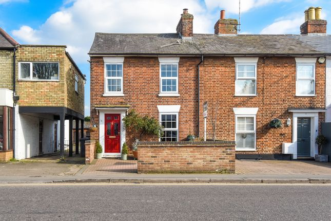 Thumbnail Terraced house for sale in London Road, Sawbridgeworth, Hertfordshire