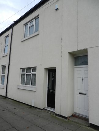 Thumbnail Terraced house to rent in Victor Street, Grimsby