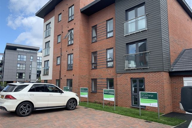 "Thumbnail Flat for sale in ""One Bedroom Apartment"" at Austin Way, Birmingham"