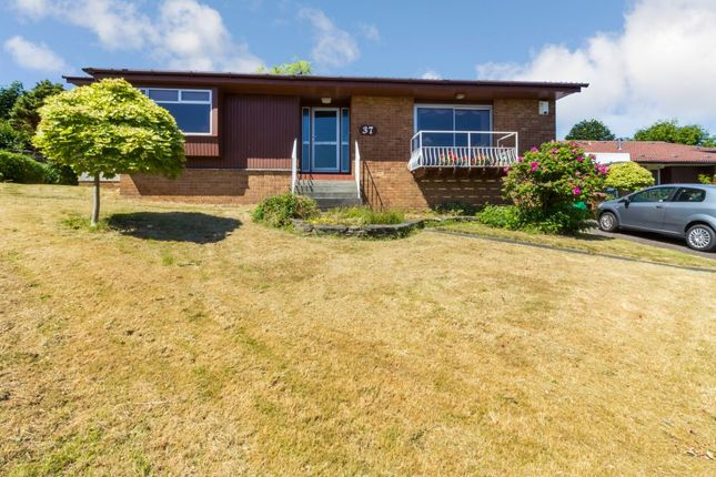 Thumbnail Bungalow for sale in 37 Elm Place, Kirkcaldy