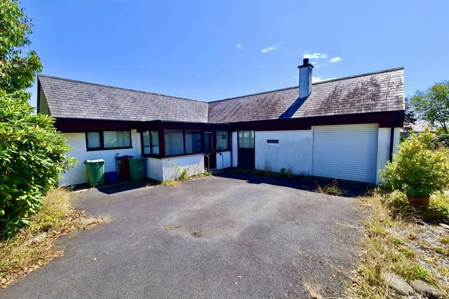 Thumbnail Detached bungalow for sale in Gorseddfa, Criccieth
