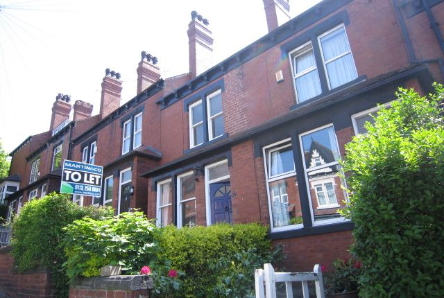 Thumbnail Terraced house to rent in De Lacy Mount, Kirkstall, Leeds