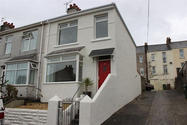 Thumbnail Property to rent in Linden Terrace, Plymouth, Devon