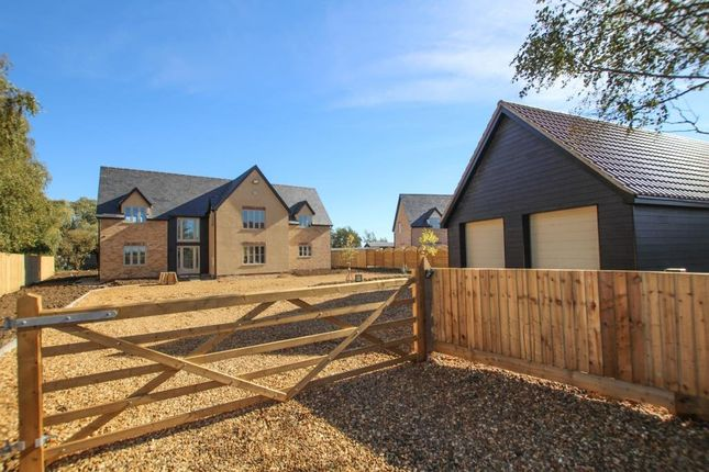 Thumbnail Detached house for sale in Northfield Road, Soham, Ely