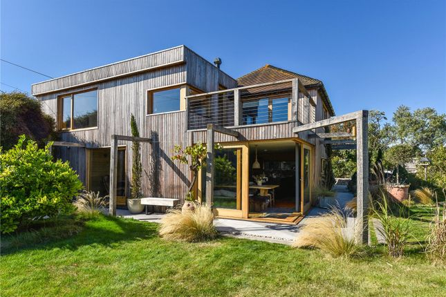 Thumbnail Detached house for sale in Mill Lane, Sidlesham Quay, Chichester, West Sussex