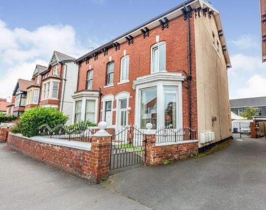 Thumbnail Semi-detached house for sale in St. Davids Road North, Lytham St. Annes, Lancashire
