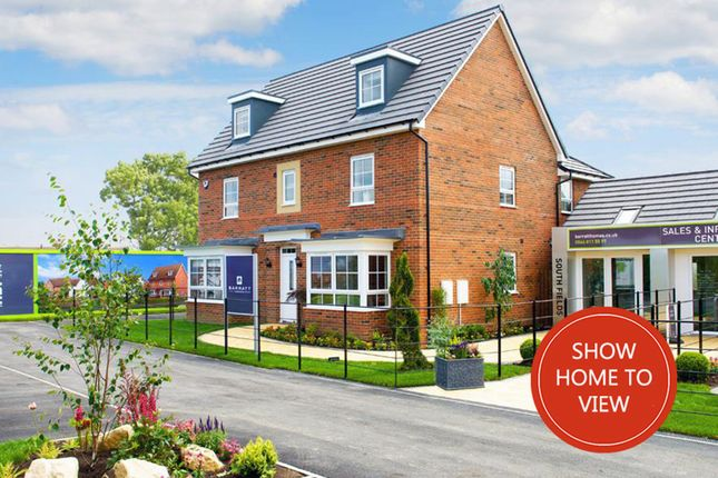 """Thumbnail Detached house for sale in """"Stratford"""" at Tenth Avenue, Morpeth"""