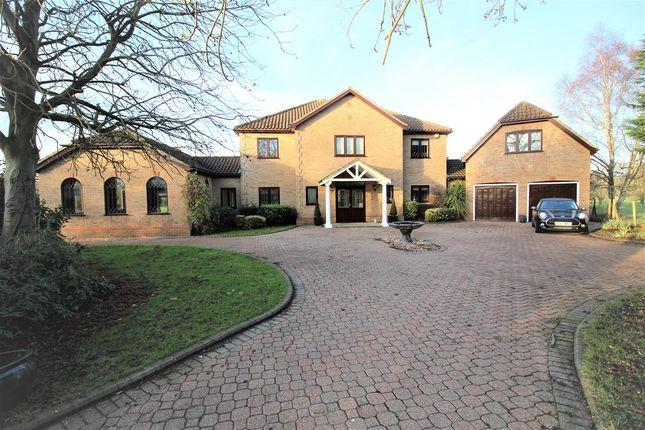 Thumbnail Detached house for sale in Bromham Road, Biddenham, Bedford