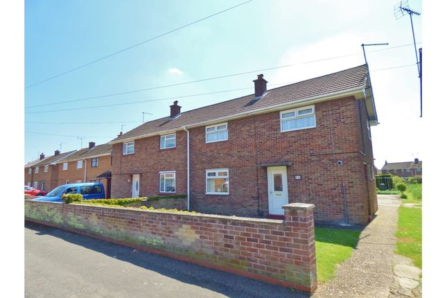 3 bed semi-detached house for sale in Ladysmith Avenue, Whittlesey, Peterborough PE7