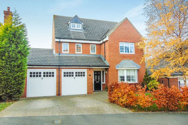 Thumbnail Detached house for sale in Mount Ridge, Birtley, Chester Le Street