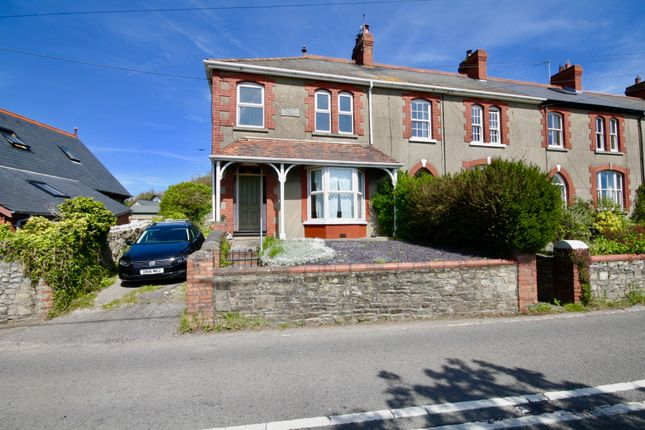 Thumbnail Detached house to rent in Station Terrace, East Aberthaw, Vale Of Glamorgan