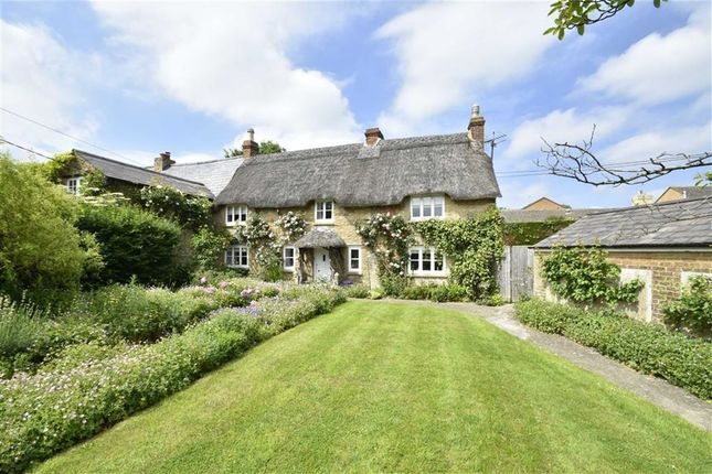 Thumbnail Cottage for sale in North Street, Middle Barton, Oxfordshire