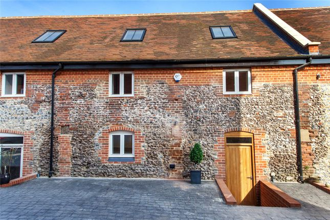 Thumbnail Terraced house for sale in Hart Street, Henley-On-Thames, Oxfordshire