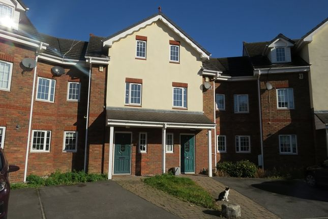 Thumbnail Terraced house to rent in Saxon Terrace, Catford, London