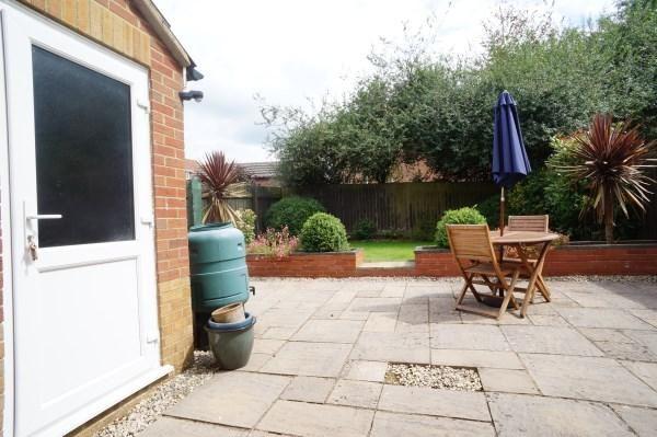 Rear Garden of Barn Close, Emersons Green, Bristol BS16