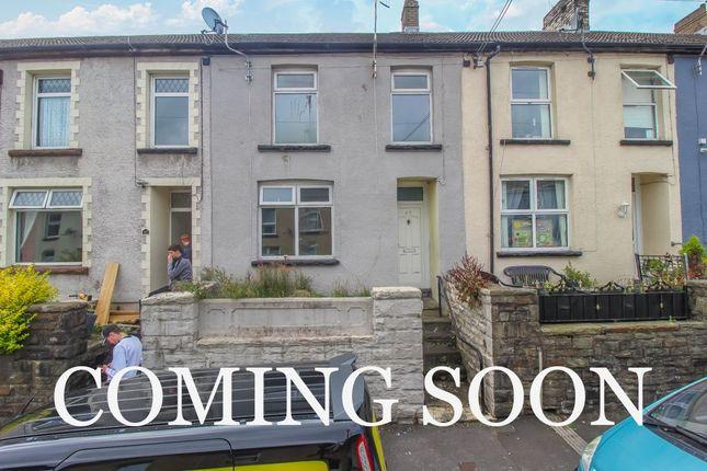 3 bed terraced house for sale in Woodfield Terrace, Mountain Ash, Rhondda Cynon Taff CF45