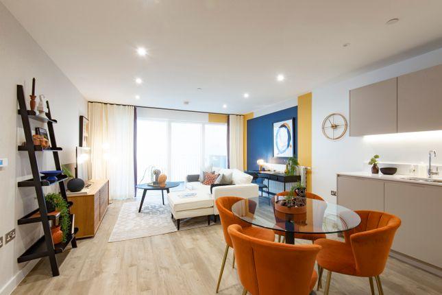 2 bed flat for sale in Kidbrooke Village, Greenwich SE3