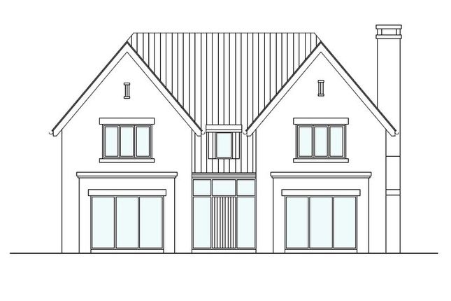 Thumbnail Land for sale in Newcastle Road, Whitmore, Newcastle-Under-Lyme