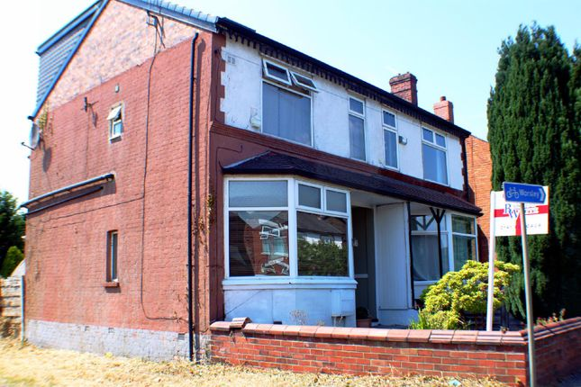 Thumbnail Semi-detached house for sale in Campbell Road, Swinton, Manchester
