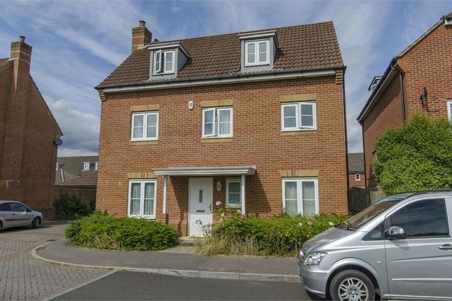 Thumbnail Town house to rent in Harris Way, North Baddesley, Southampton, Hampshire