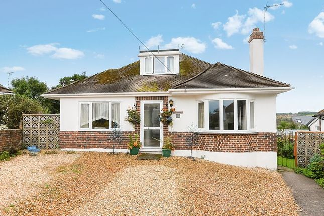 Thumbnail Bungalow for sale in Langley Avenue, Brixham