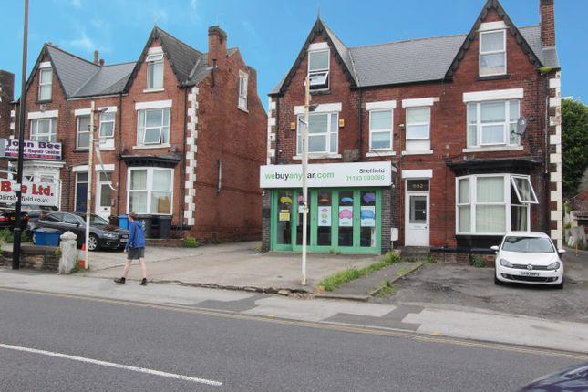 Thumbnail Flat for sale in Abbeydale Road, Sheffield