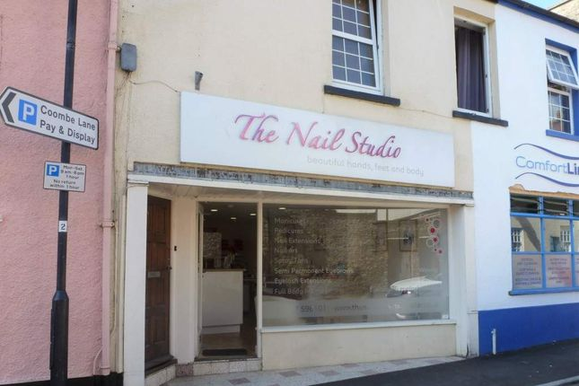 Retail premises for sale in Axminster, Devon