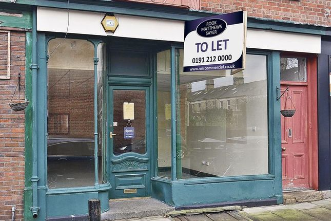Thumbnail Commercial property to let in 16 Mistletoe Road, Jesmond, Newcastle Upon Tyne