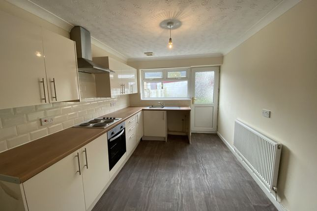 Thumbnail End terrace house to rent in Lewis Street Pentre -, Pentre
